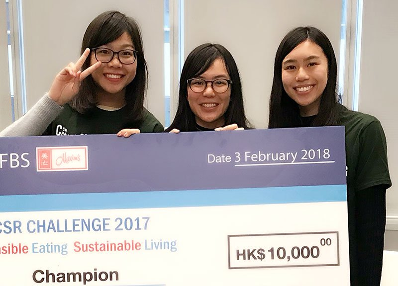 Bravo! Two teams of #PolyU #marketing students won the Championship and Best Video award in the #CSR Challenge organised by the Hong Kong Federation of Business Students. Read more @PolyU_FB news: https://t.co/jhXT7Mfr2V https://t.co/keks5RdosG