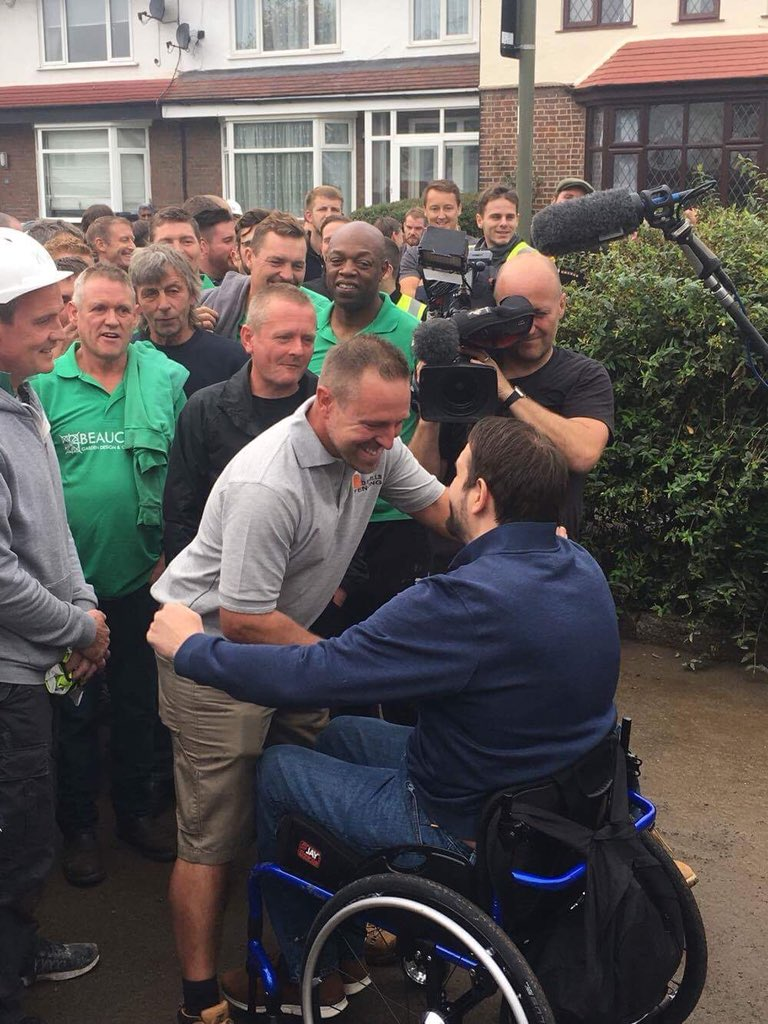 Thank You Diysos For Giving Me The Opportunity To Do This Great Show People Mrnickknowles Bonjourmillar Chrisandjules Diysosbilly