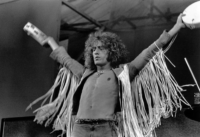 Roger Daltrey is 74 today. Happy Birthday to a true rock legend.