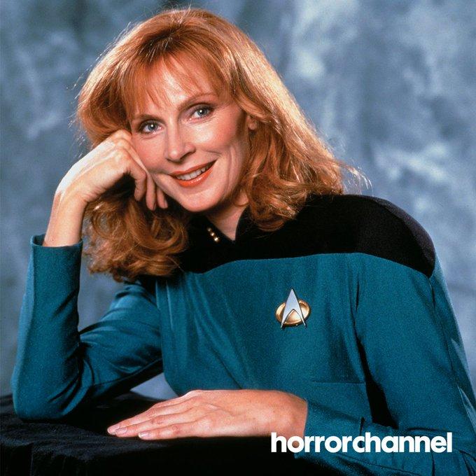 Happy birthday to Star Trek: The Next Generation\s Commander Crusher aka