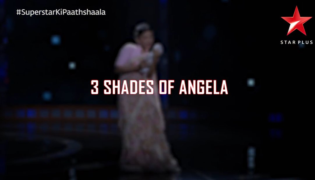 Every actor leaves an impression. What do you think about Angela's acting? #SuperstarsKiPaathshaala