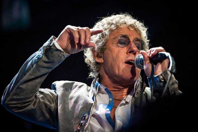 Happy birthday to Roger Daltrey, lead singer of The Who turns 74 today.