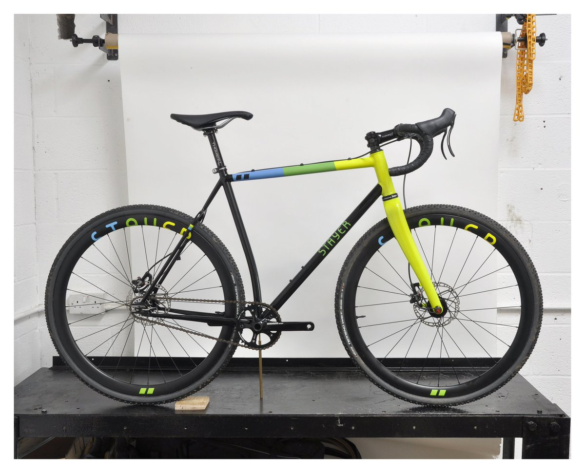 Stayer Cycles on Twitter: \