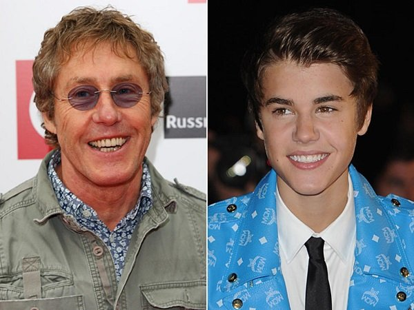 March 1: Happy Birthday Justin Bieber and Roger Daltrey