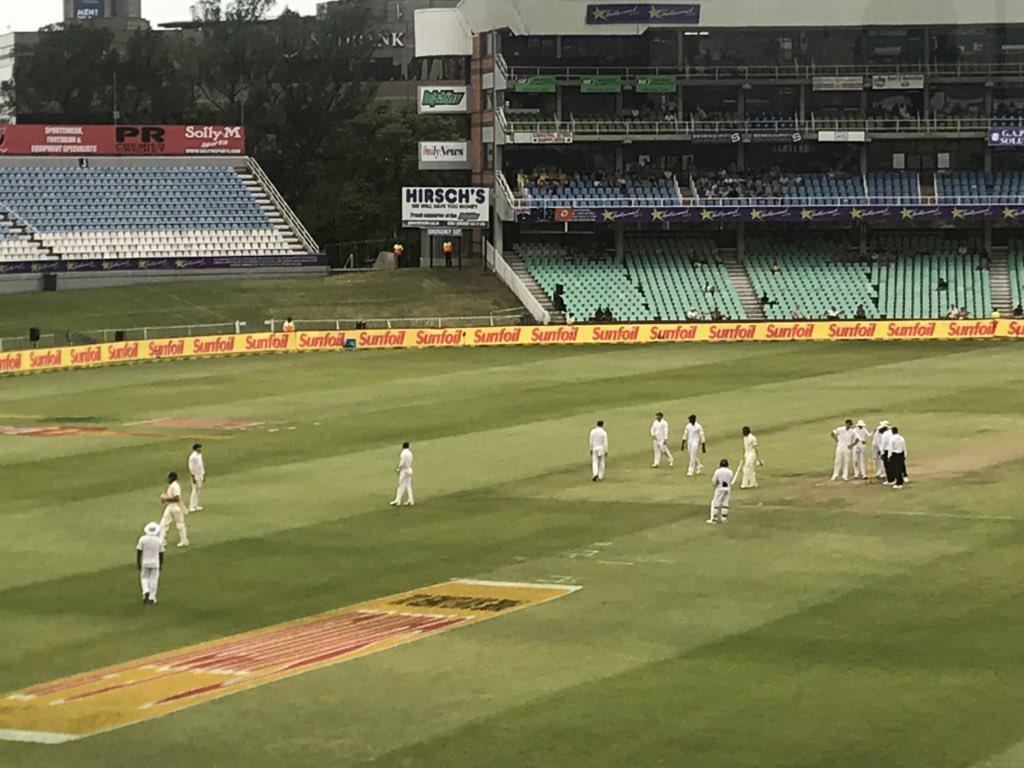 "Cricket South Africa on Twitter: ""Bad light stops play. #SAvAUS ..."