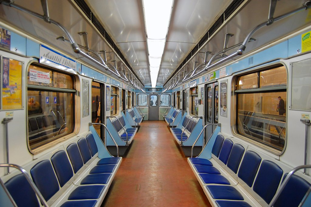 новые вагоны метро в спб фото было время для