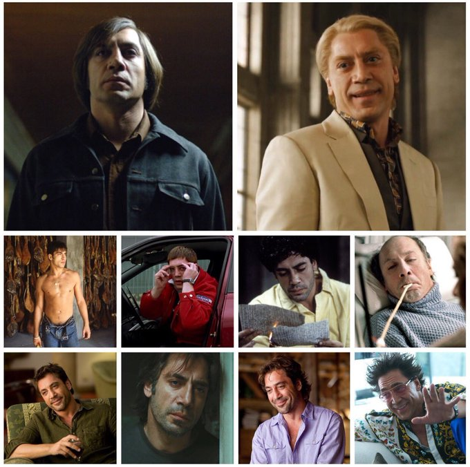 Happy birthday to Javier Bardem (b.1969)! Which of his performances is your favourite?