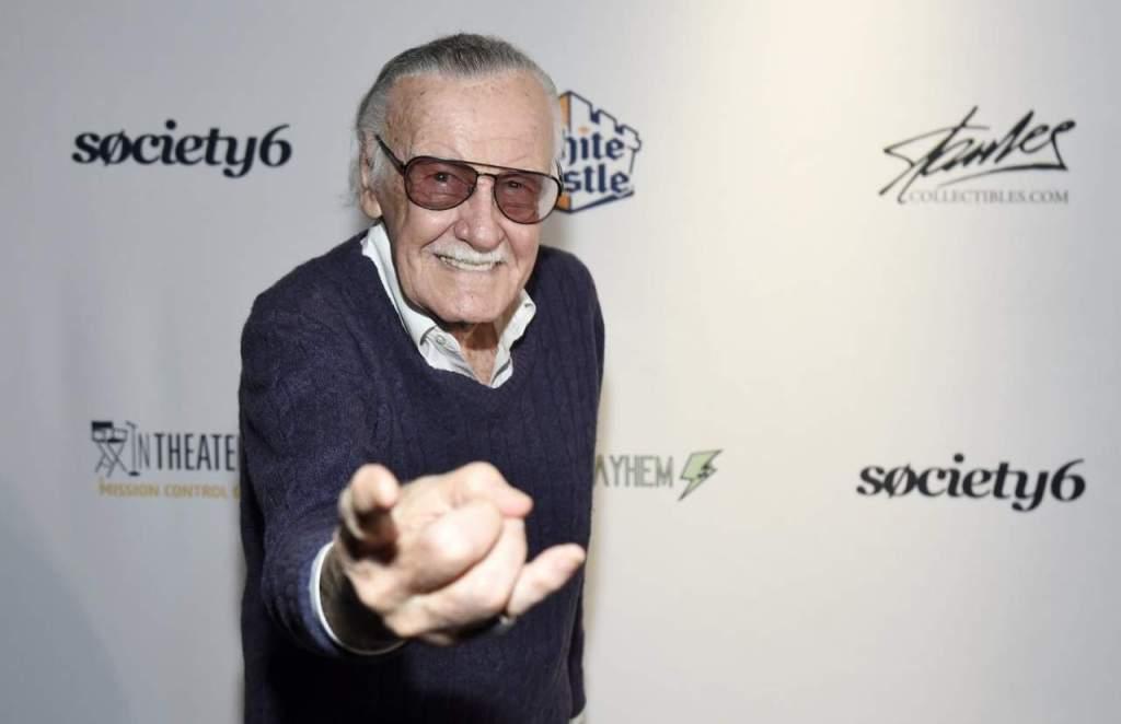 La Voz de San Luis's photo on Stan Lee