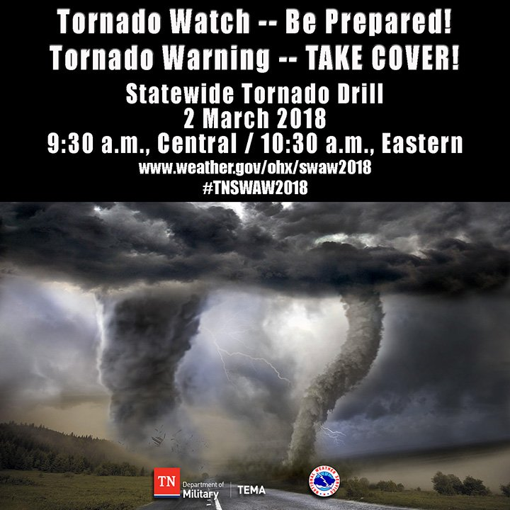 Tema On Twitter Tornadoes Can Strike Anytime Of The Year At