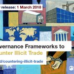 """TRACIT welcomes @OECDgov new report and supports #OECD's efforts to upgrade institutional capacities to counter #illicittrade. We welcome a joint approach to multiply the effectiveness of available resources across sectors and borders."""" #GlobalFakeTrade"""