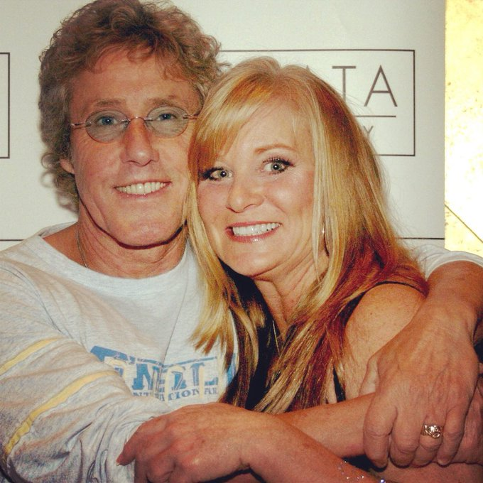 Happy birthday Roger Daltrey. I didn t want to let go