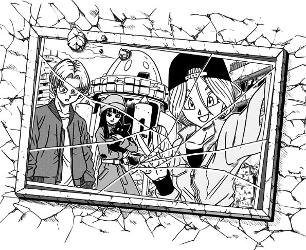 Kanzenshuu S Tweet Dragon Ball Super Manga Collected Edition