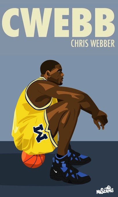 Happy birthday ChrisWebber