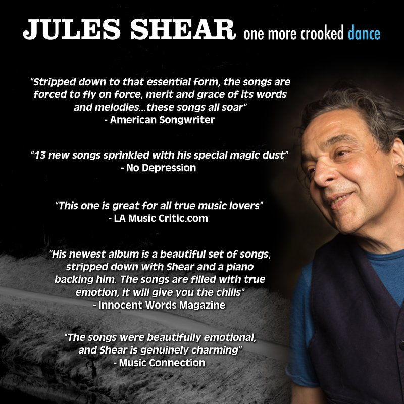 Jules Shear On Twitter One More Crooked Dance Quotes Press