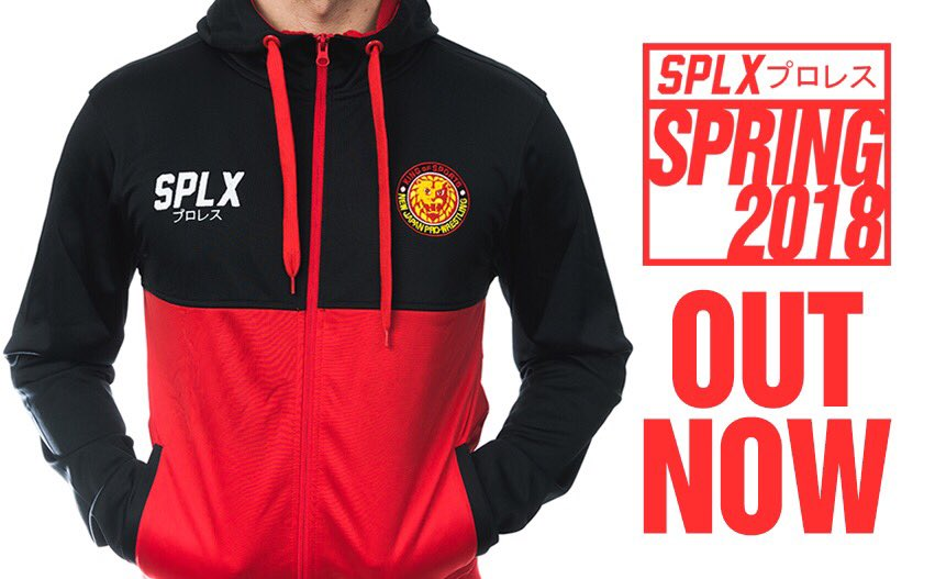 SPLX Spring 2018, out now!!  LINK: https...