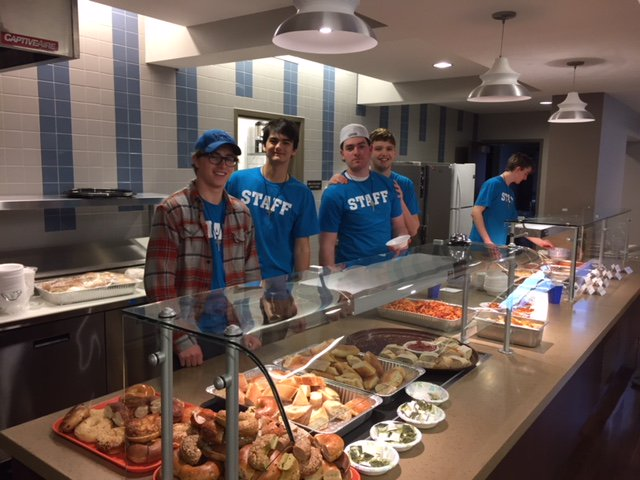 ... To Raise Awareness Of Hunger Issues And Raise Money For Detroit Soup  Kitchens. More Than 300 Guests Shared A Simple Dinner Donated By Local  Restaurants.