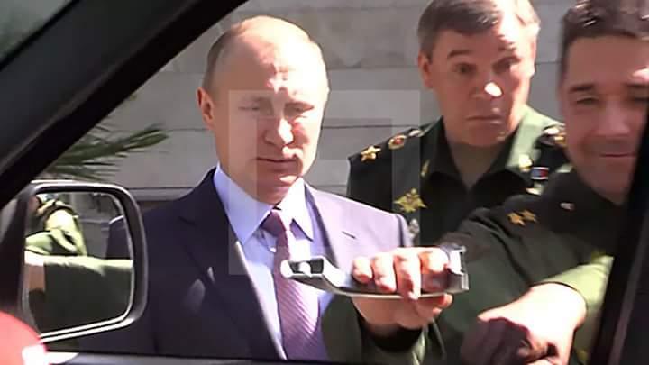 """""""Нічого подібного ні в кого у світі поки немає"""", - Путін пригрозив новими крилатими ракетами з """"непередбачуваною траєкторією польоту"""" - Цензор.НЕТ 2169"""