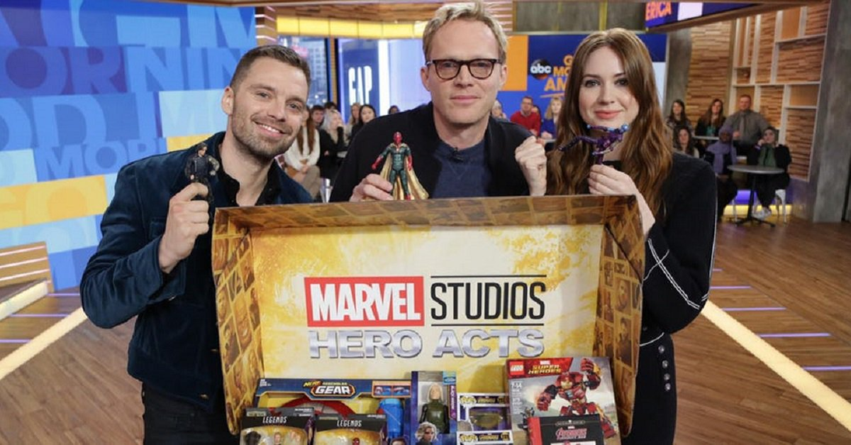 'Avengers: Infinity War' Children's Charity Campaign Launched By Marvel https://t.co/TSTI6ASu64 https://t.co/0W8DTlFVqd