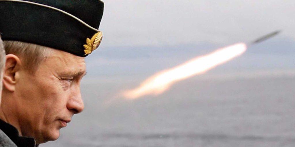 """""""Нічого подібного ні в кого у світі поки немає"""", - Путін пригрозив новими крилатими ракетами з """"непередбачуваною траєкторією польоту"""" - Цензор.НЕТ 6504"""