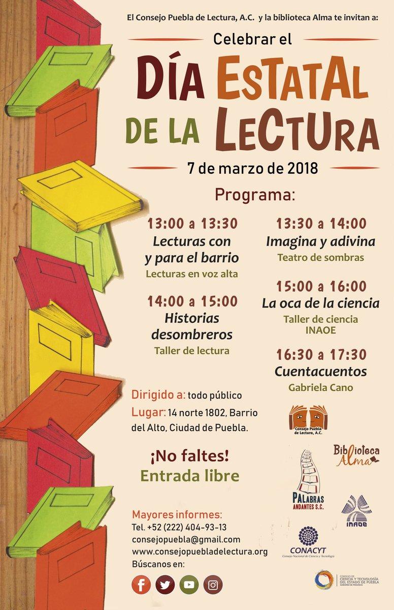 TENEMOS FIESTA 🤪👏🏽🌝 en la #BibliotecaAlm...