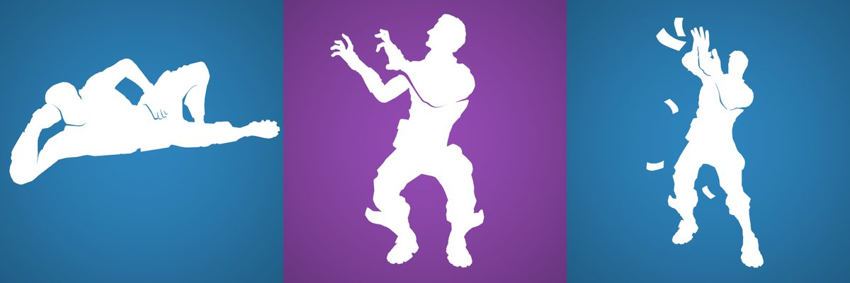 fortnite news fnbr news on twitter upcoming fortnite emotes found in the latest patch outfits and pickaxes https t co wvb5ulrmjp - fortnite latest emotes