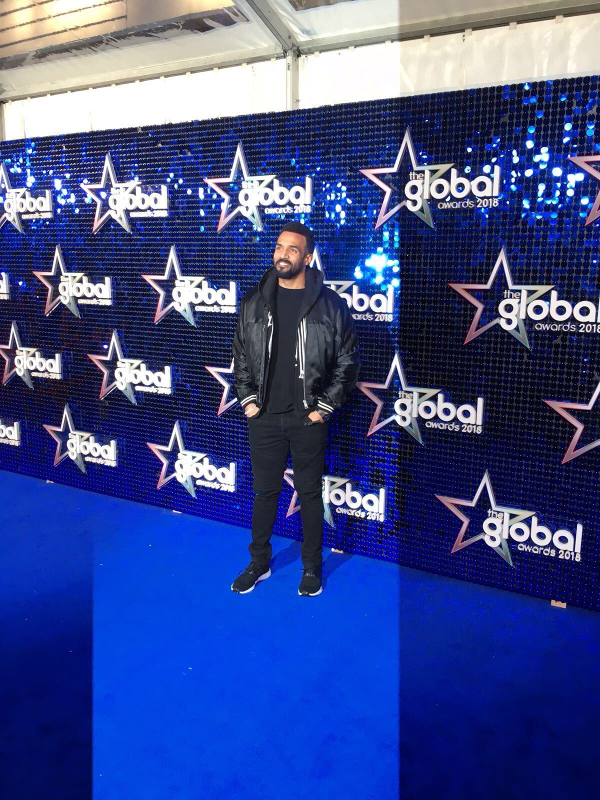 Vibing at the @global ✨ #TheGlobalAwards https://t.co/1iKSoWG4qe