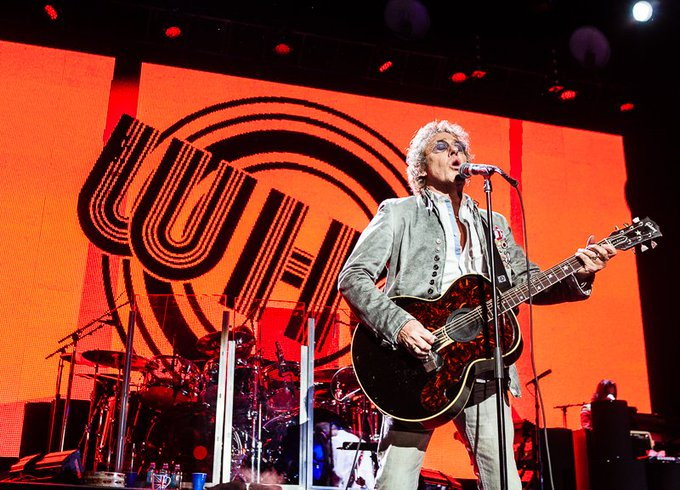 Happy Birthday to Roger Daltrey of The Who! (Photo: Joe Papeo)