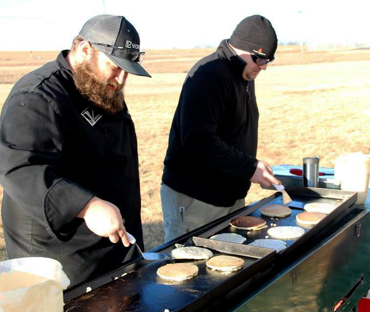 Treating our employees to pancakes today as a way to say thanks for all they do year round #PancakeDay #EmployeeAppreciationDay<br>http://pic.twitter.com/q6yWlqGCHz