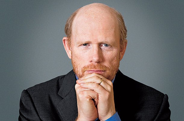 Actor/Director Ron Howard celebrates his birthday on March 1. Happy birthday. And the bad boy of the crew