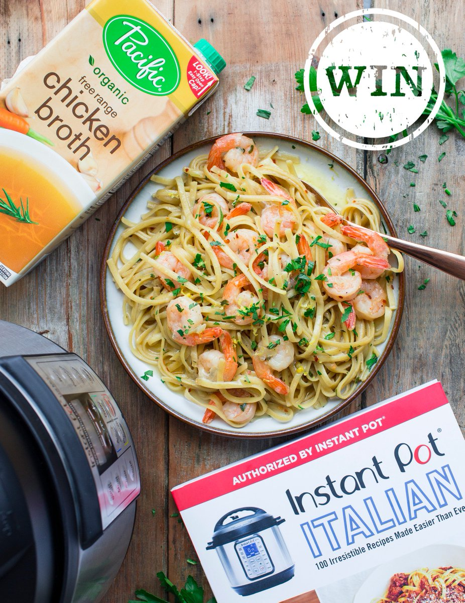 Sweepstakes time! Learn more, here: https://t.co/NU5l2fJU0H   #instantpot #sweepstakes #win