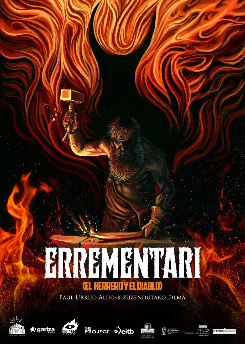 Mañana se estrena Errementari y hoy os dejamos nuestra opinión libre de spoilers sobre ella. <3 http://bit.ly/2t9KcTj