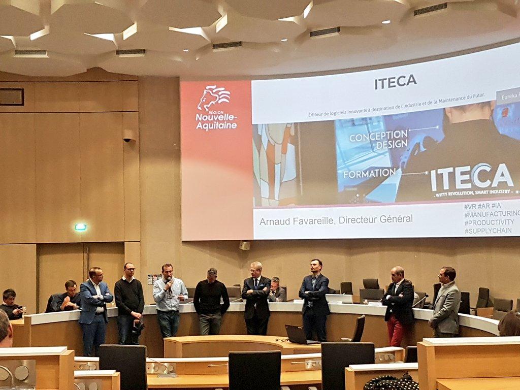 French Tech Bordeaux's photo on #CES2018