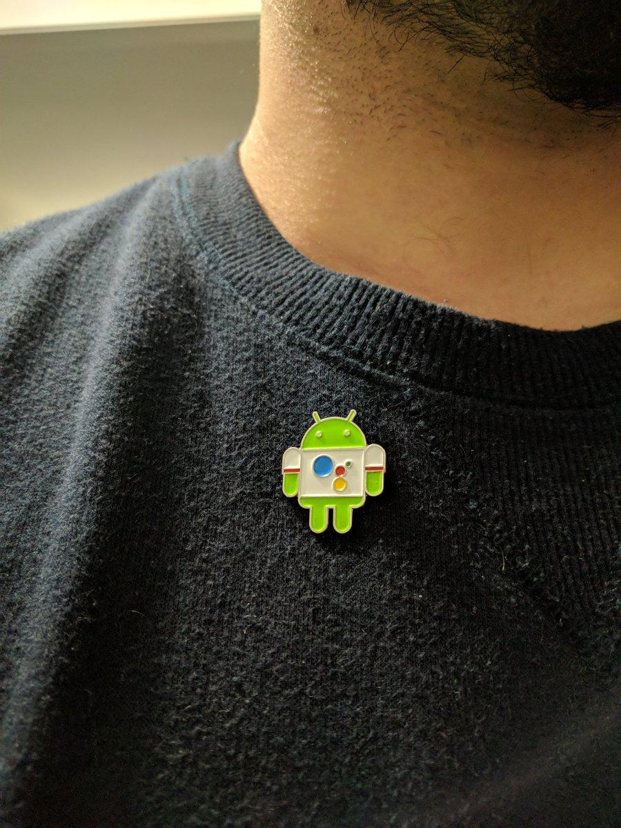 @Android En mi teléfono #Android cerca de mi OK #Google ! 😉