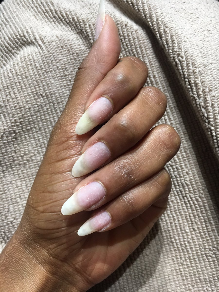 Franchesca Ramsey On Twitter Also These Are My Natural Nails No Extensions Or Acrylics Just Gel