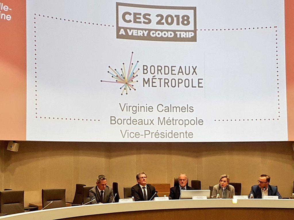Bordeaux Eco's photo on #CES2018