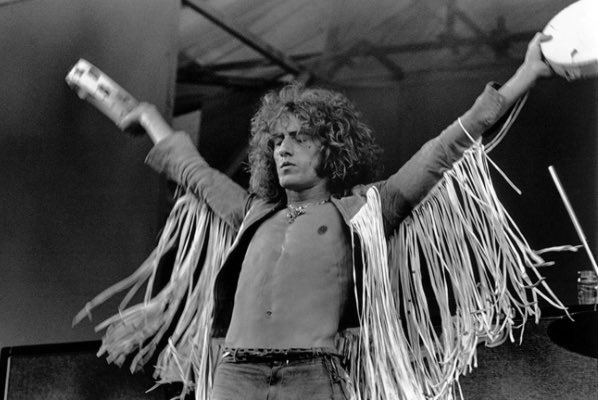 Happy 74th Birthday to the legendary Roger Daltrey!