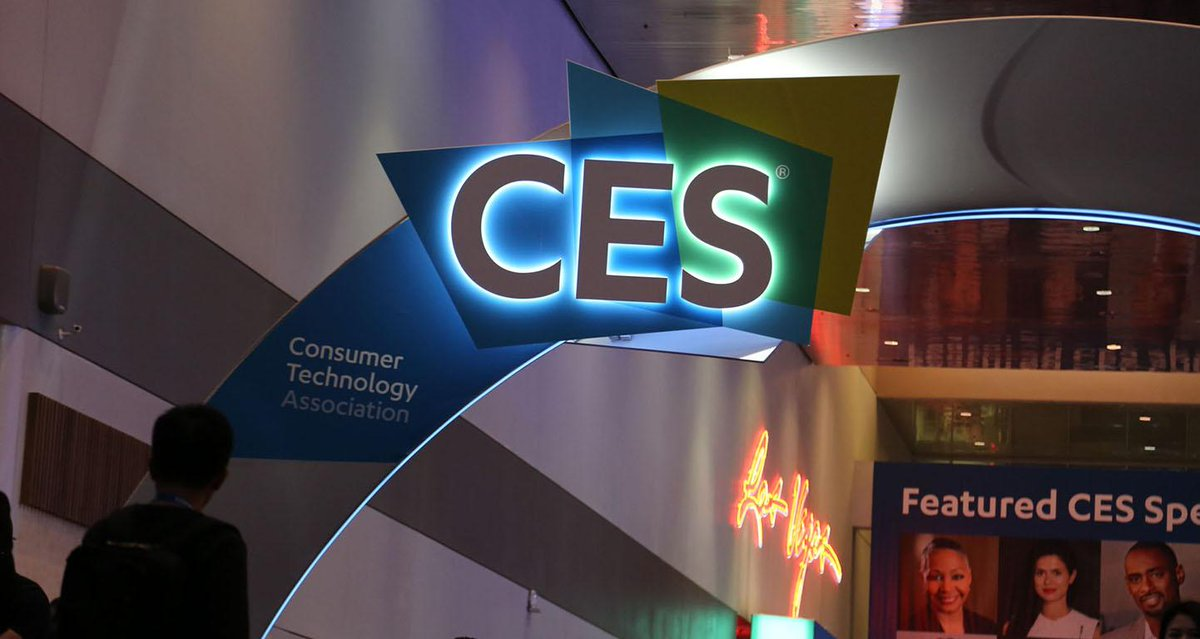 CES's photo on #CES2018