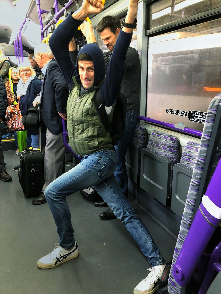 Making the most of every situation and space 😂✈️🚌 #stretching #travel