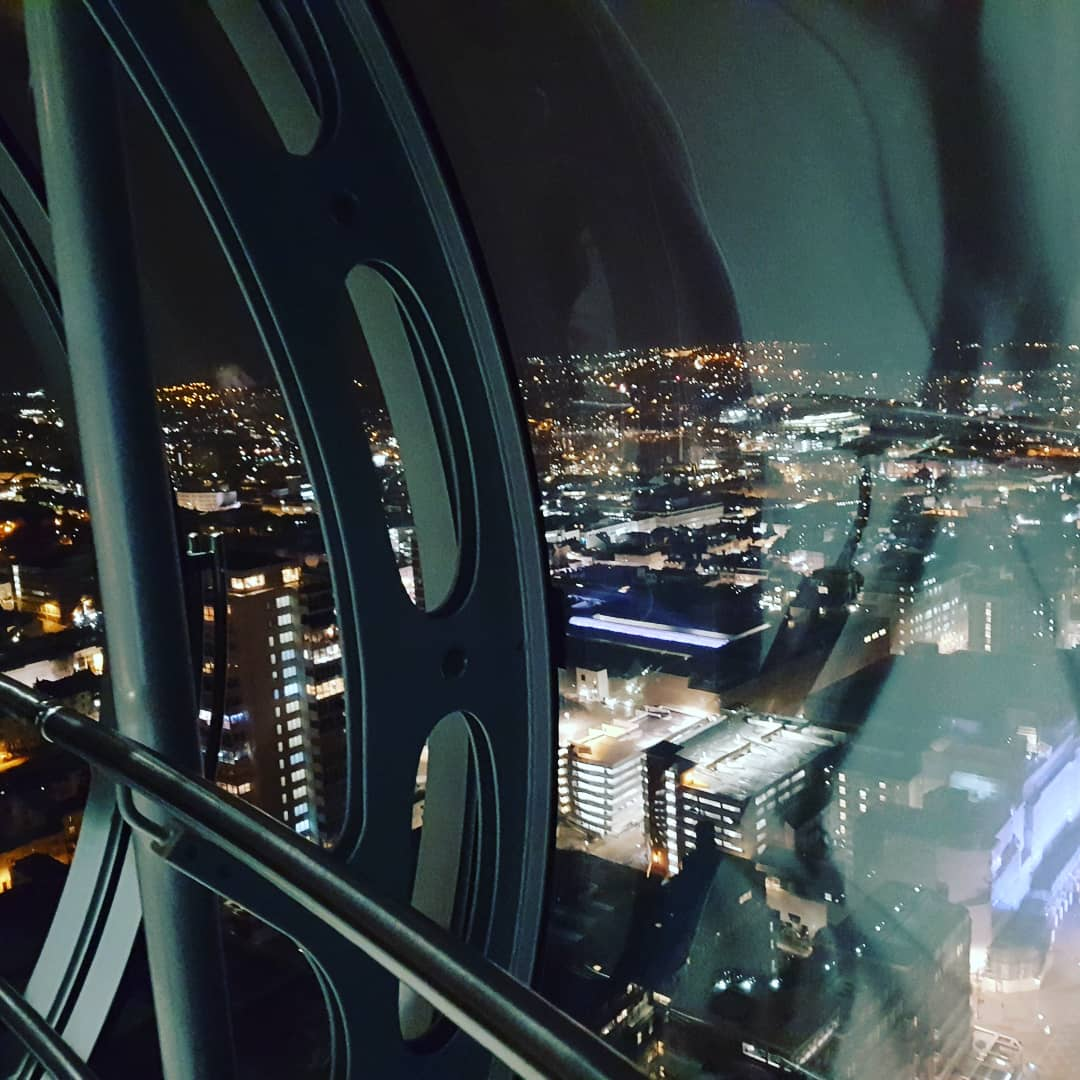 Fantastic venue for a  drinks reception @BA_i360 with @ACEnterprises overseeing Brighton and making new friends! #ACE2018 #niftynetworking https://t.co/V5jmdNpKrb