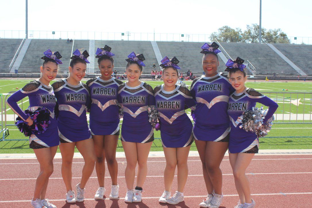 Brennan High School Pep Squad