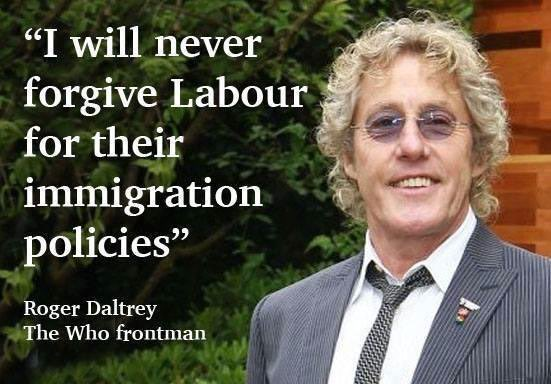 Happy Birthday to Roger Daltrey.