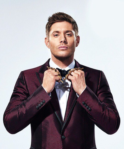 Happy Birthday to the amazing, incredible and Handsome Jensen.Ackles!!
