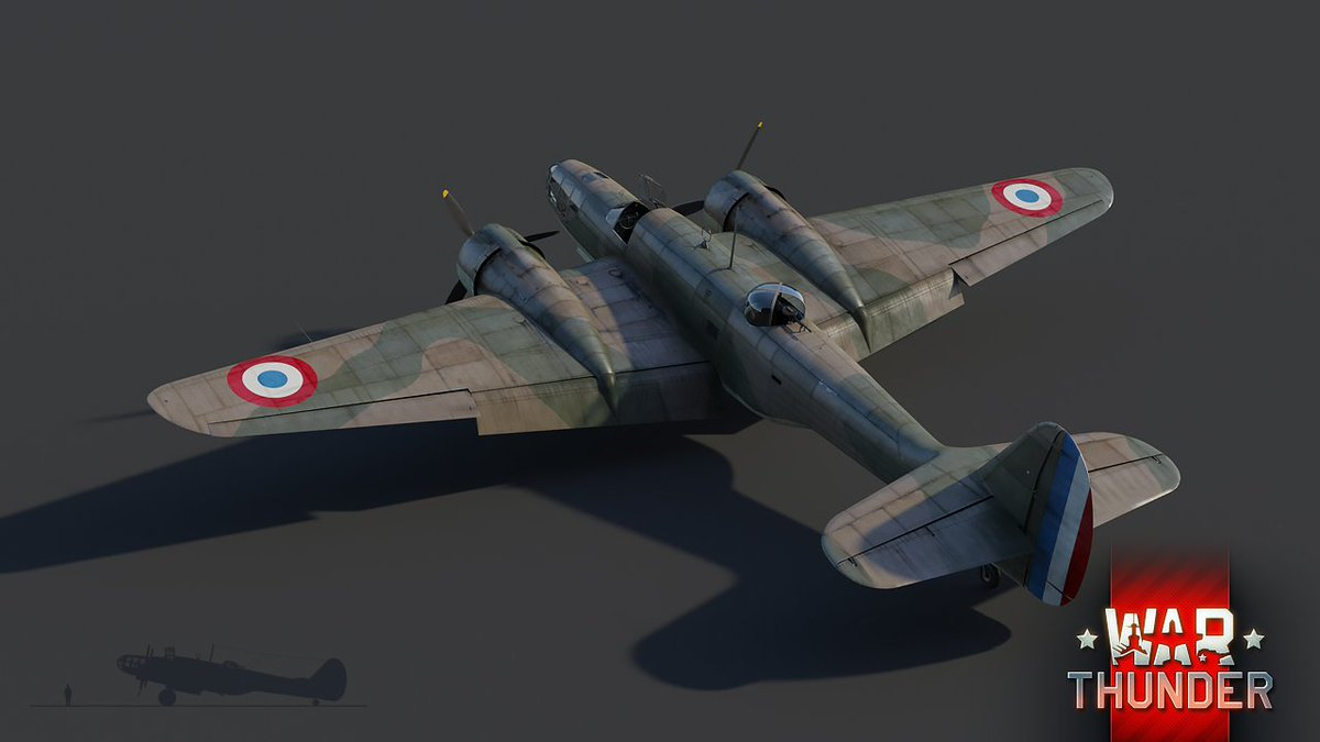 Martin 167-A3 se v nadcházející aktualizaci 1.77 #AdvancingStorm objeví na I. úrovni francouzského stromu letadel. Úspěch A-20 zabránil tomu, aby byl Martin 167 zařazen do služby v americké armádě, ale brzy si našel cestu do válkou rozervané Evropy, https://t.co/OX0idVpD2g https://t.co/4J5mEvjdpr
