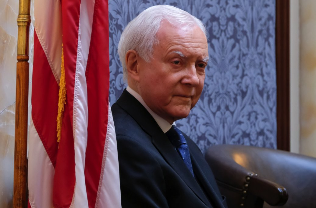 Utah Sen. Orrin Hatch — who last year asked for more civility in politics — calls Obamacare supporters 'the stupidest, dumbass people I've ever met' https://t.co/Drff7jVcaq @SenOrrinHatch @OrrinHatch #utpol