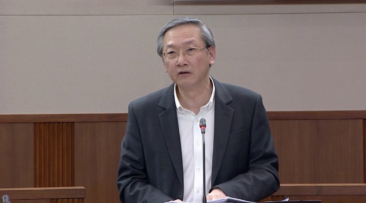 Transcript of MOS Sam Tans speech during the Committee Of Supply Debate: bit.ly/2HWrXUs  #SgBudget2018 #MFAsg
