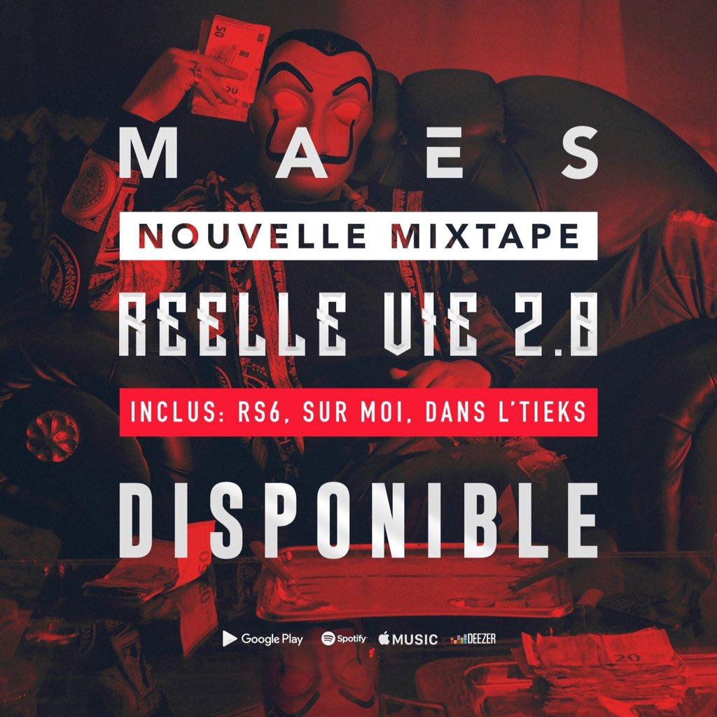 MAES 2.0 GRATUITEMENT TÉLÉCHARGER ALBUM REELLE VIE