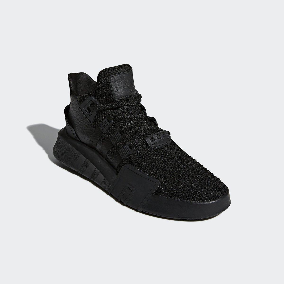 adidas eqt basketball adv all black