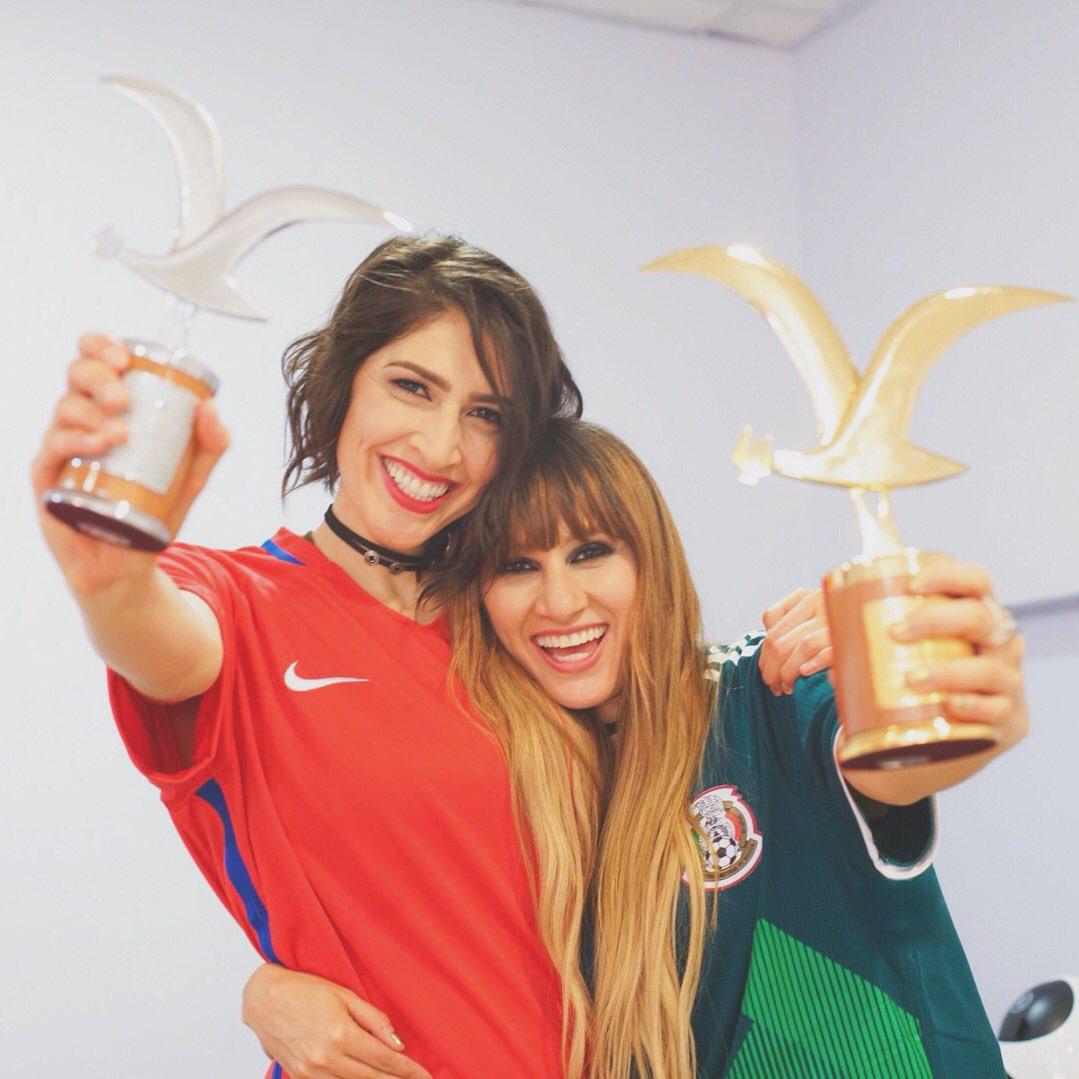 ¡@haashoficial conquistó #Viña2018 con G...
