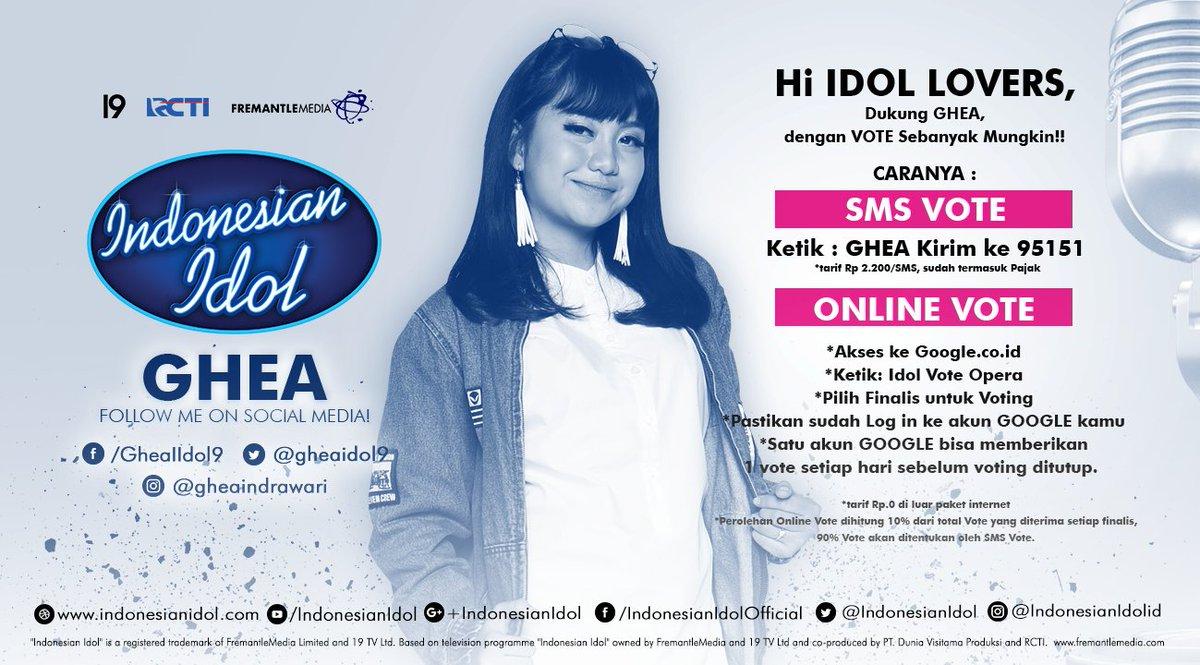idol vote opera
