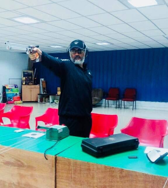 Thala Ajith in Rifle Club Photo